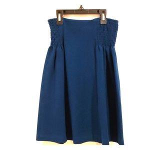 Girls Skirt Size 10 Blue